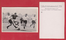 West Germany v Hungary Puskas (48)